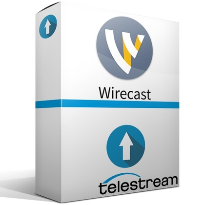 Telestream Wirecast 10 Studio